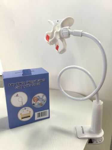 Works With Most Monitors Baby Video Camera Clamp Universal Baby Monitor Holder
