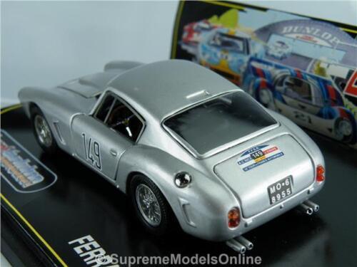 Ferrari 250 GT 61 coche modelo escala 1//43RD esquema de color plata ejemplo T3412Z =