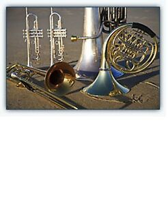 Grosses Soldes 5 Jazz, Showtunes, Etc. Pour Quintette De Cuivres (feuille De Musique De Votre Choix Dans La Liste)-afficher Le Titre D'origine CaractèRe Aromatique Et GoûT AgréAble
