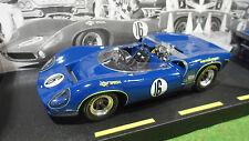 LOLA SPYDER SUNOCO T70 MK III DONOHUE #16 au 1/18 GMP 12002 voiture miniature