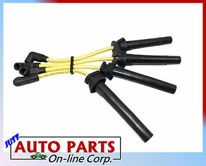Details about SPARK PLUG WIRES L4 2.0L DODGE NEON 96-05 STRATUS 96-00 on