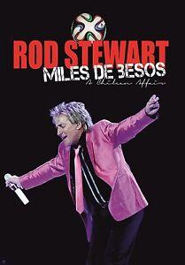 Rod Stewart - Miles De Besos (2014) DVD