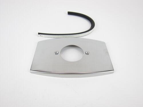 Genuine American Standard 66270 Aquarian Stainless Steel Escutcheon Trim Plate