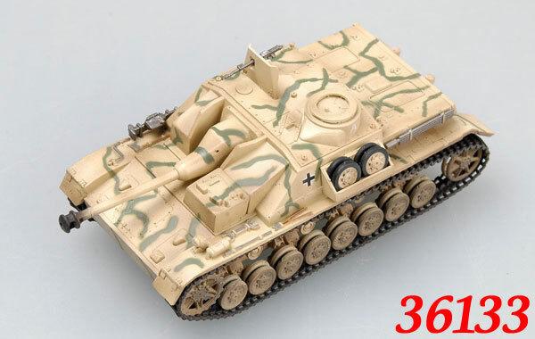 Easy Model 36132-1//72 WWII Dt Sturmgeschütz Deutschland 1945 Stug Iv Neu