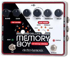 EHX Electro Harmonix Deluxe Memory Boy, Free US Express Ship, Free World Ship