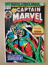 Captain Marvel #40 (Sep 1975, Marvel)