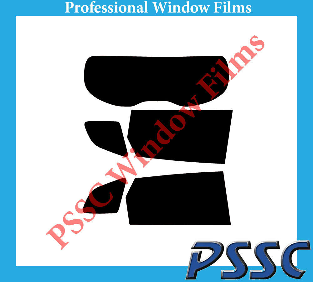 PSSC Pre Cut Rear Car Window Films - Kia Carens 2000 to 2013
