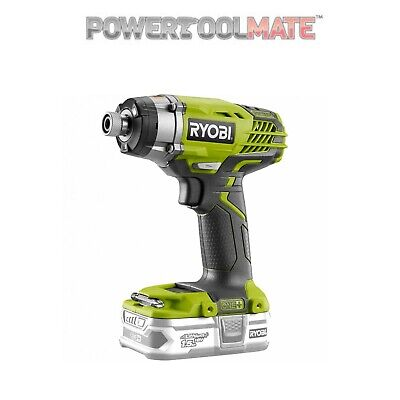 Ryobi R18ID3-0 ONE 18V 3-Speed Impact Driver Body Only