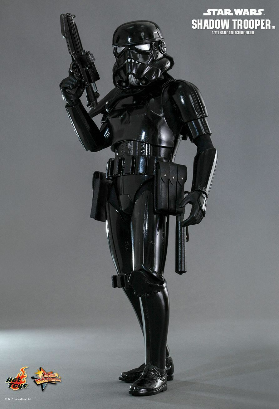 (US) HOT TOYS 1 6 STAR WARS MMS271 MMS271 MMS271 SHADOW TROOPER MASTERPIECE ACTION FIGURE d50429