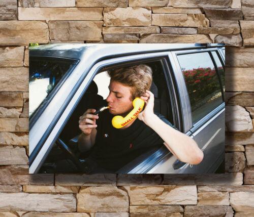 Hot Rap Music Singer Star Mac DeMarco New Art Poster 40 12x18 24x36 T-1229