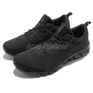8f1e794e47c Asics Gel-Quantum 90 Black Men Running Training Shoes Sneakers ...