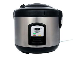 Reiskocher-elektrisch-Rice-Cooker-1-5L-Dampfgarer-Kochbehaelter-1000-Watt-Power
