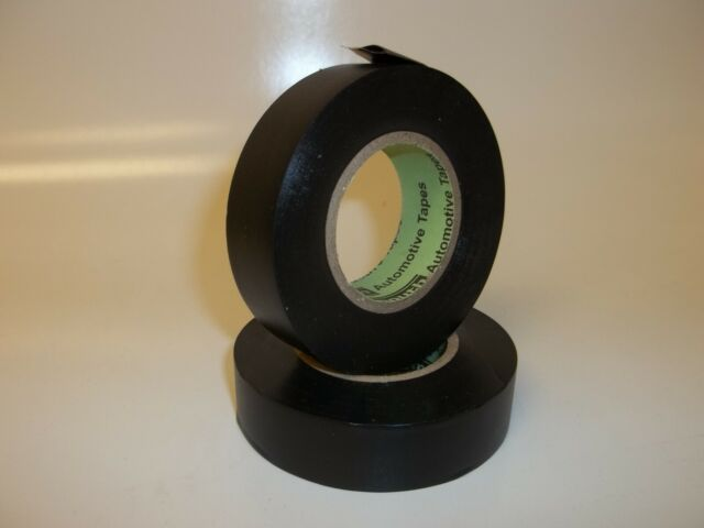 100 Pcs Plymouth Yongle ASR873 Automotive Wire Harness Wrapping Tape Black  OEM for sale online | eBayeBay