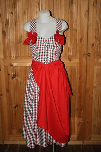 vestito dirndl dirndl Kl1704 38 abito Miederdirndl tradizionale 40 On7nIqv6
