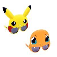 Pokemon Pikachu Charmander Cartoon Shades Costume Mask Sale