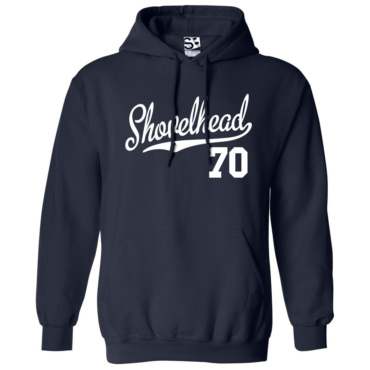 Shovelhead 70 Script Tail HOODIE 1970 Hooded Bobber Chopper Sweatshirt All Farbe
