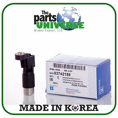 93742189 A-speed OUT Sensor for Chevy Chevrolet Optra Suzuki Forenza Part