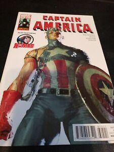 Captain America 1968 Series 9.2 #605 June 2010 Marvel NM