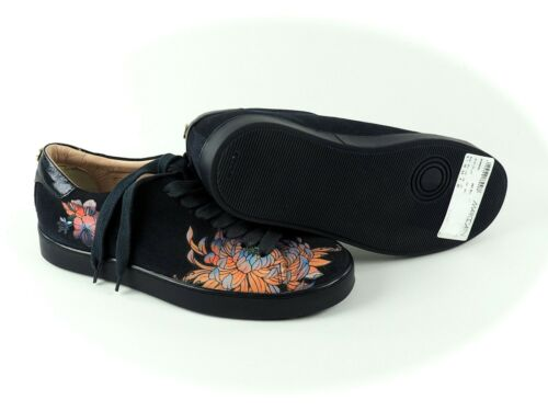 MARCCAIN  Sneaker Low Schnürschuhe Freizeitschuh dunkelblau Gr 37 40 36