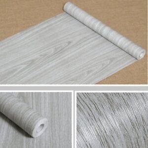 Dettagli su Carta da parati autoadesiva per mobili, design legno venato,  colore (U4V)
