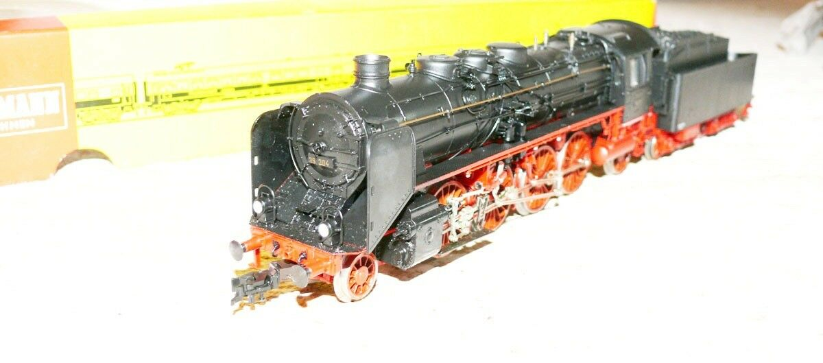 K13 4139 Fleischmann máquina de vapor br 39 204 DRG