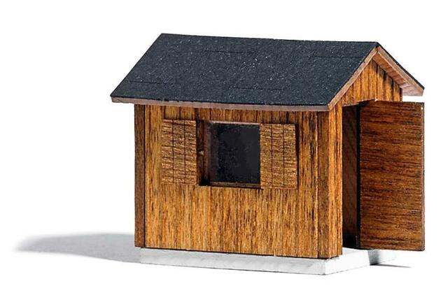 Busch Security Shed 1459 HO Scale (suit OO also)