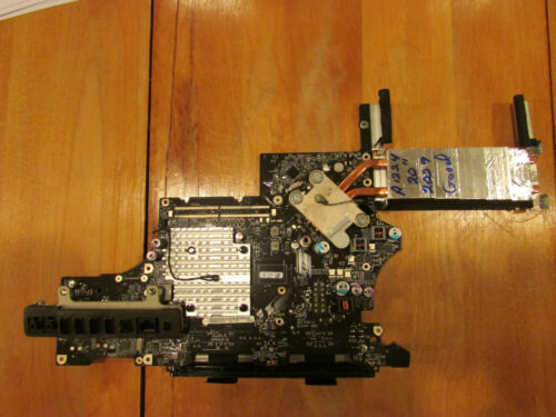 "Apple iMac 20/"" A1224 Core 2 Duo Logic Board 2.66GHz 820-2347-A 661-5136 2009"