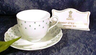 Kaiser Porzellan Dubarry Eremitage Kaffeegedeck 2tlg.