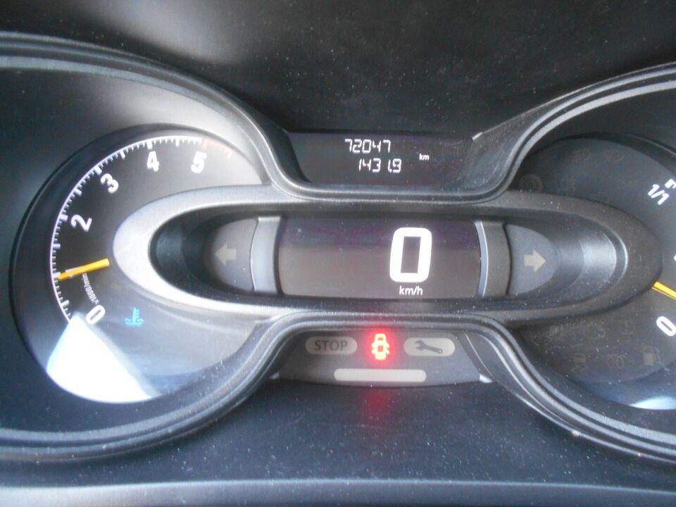 Opel Vivaro 1,6 CDTi 120 Edition L2H1 d Diesel modelår 2016