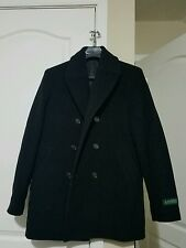 Ralph Lauren Wool PeaCoat Pea Coat Polo