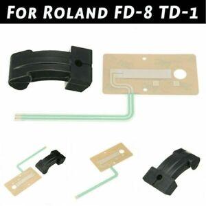 Sheet-Sensor-Pedal-Rubber-for-Roland-FD-8-TD-1-Hi-Hat-Pedal-TD-4-9-11-15-17