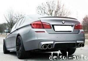 Painted BMW F10 5 Series 528 i 528i 535i 550i M5 M 5 AC Trunk Spoiler Lip Wing