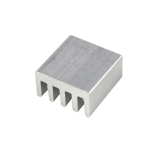 10PCS Aluminum Heat Sink for StepStick A4988 IC  8.8*8.8*5mm  DFC