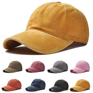Eg-Unisex-Uomo-Donna-Sport-Outdoor-Cappello-Baseball-Golf-Snapback-Hip-Hop