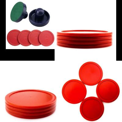Hockey Da Tavolo Pulsanti & Dischi Set, Grandi Dimensioni, (2 Navy Pulsanti + 2 Lints + 4 Rosso.-mostra Il Titolo Originale Sangue Nutriente E Regolazione Dello Spirito