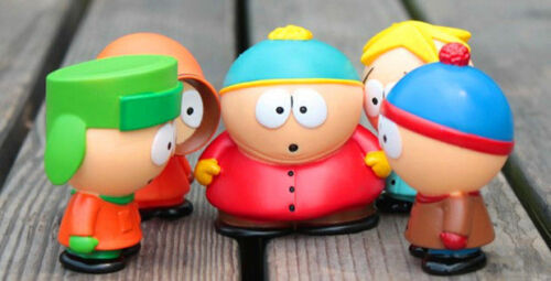 SOUTH PARK SERIES 1 ACTION FIGURES DOLL KID FIGURINES PLAY TOY CAKE TOPPER DECOR
