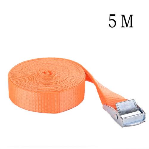 1//2//3//4//5//6M Cam tie bas sangle Cargo arrimage bagage nylon sac ceinture  PL