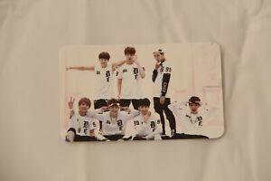 BTS O!RUL8,2? - Group Official Photocard