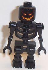 Lego mal Negro Esqueleto Minifigura X 1 Con Brazos Recto