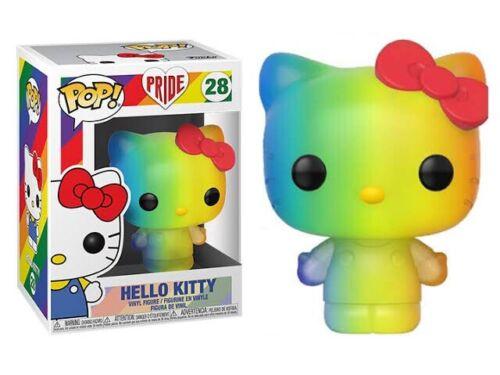 Hello Kitty Rainbow Pride Funko Pop Vinyl