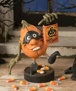 Bethany-Lowe-Halloween-Silly-Pumpkin-Trickster-DE8305-New