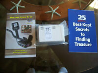 Whites Metal Detector 4900, 5900, 6000 Series C-cell Battery Holder + Freebies