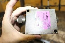 Hydraulic valve   Hytec 9613 PRESSURE CONTROL  sequence pressure