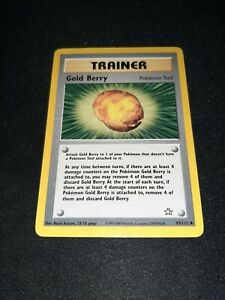 GOLD-BERRY-93-111-Neo-Genesis-Uncommon-Trainer-Pokemon-Card-EXCELLENT