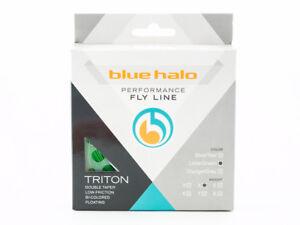 Blue Halo Triton Dt Ligne Mouche - 5wt-afficher Le Titre D'origine