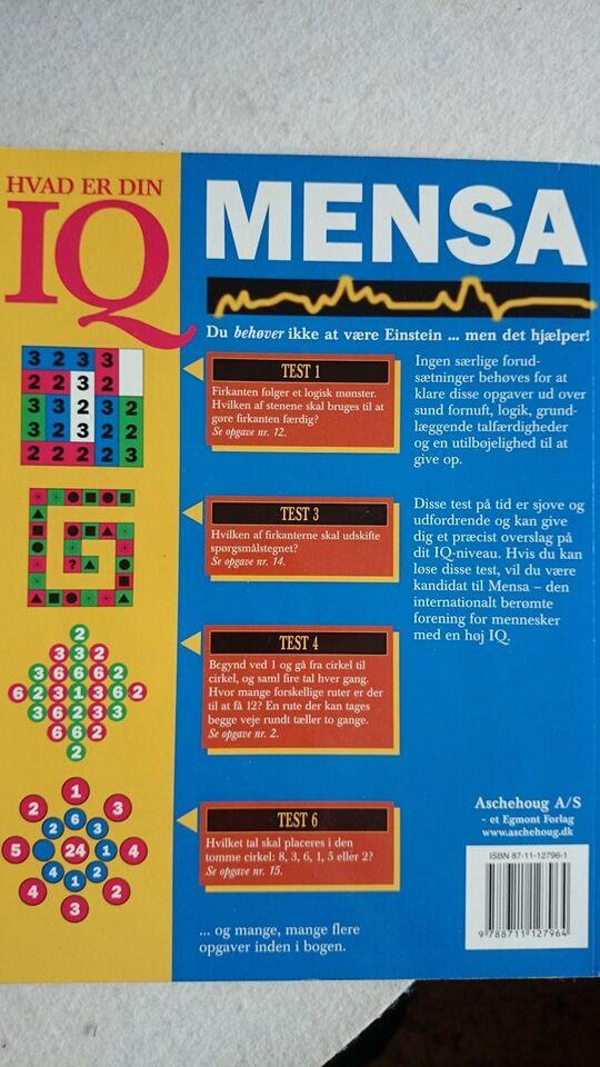 Mensa - hvad er din IQ, Gale, Harold og Skitt