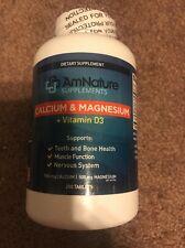 Calcium & Magnesium with Vitamin D3 and Bentonite Clay - 1000mg Calcium and It 3
