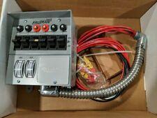 31406cwk Reliance Controls Manual Transfer Switch Kit 30a Portable Generator