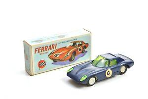Details About Vintage Ferrari 250 Gt Friction Drive Car 1 43