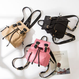 Women-039-s-Water-Resistant-Nylon-Small-Backpack-Rucksack-Cute-Bag-Purse-Daypack